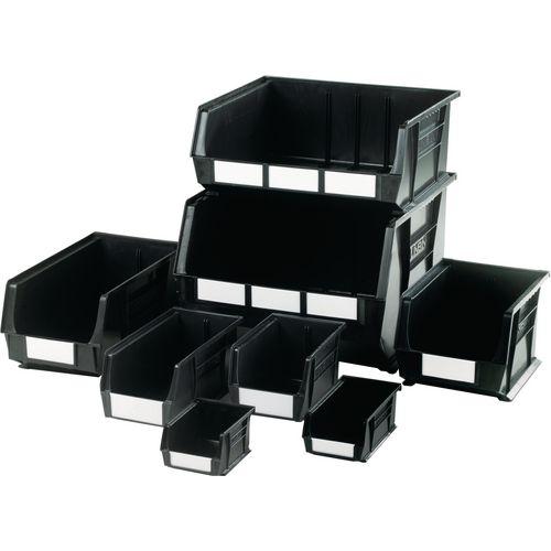 Bin Storage Linbin Black Lxwxh mm 280X210X180