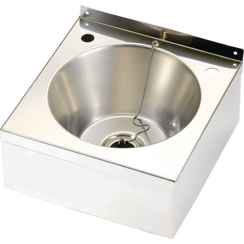 Franke Sissons Wash Basin With Waste Kit 290X290X157mm