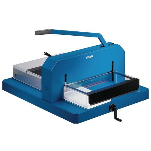 Dahle 848 A3 Heavy Duty Cutter Cl 475 mm/Cut/Cap. 80mm