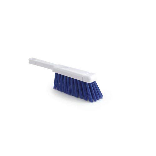 Stiff Blue Pvc Bristle Hygiene Hand Brush