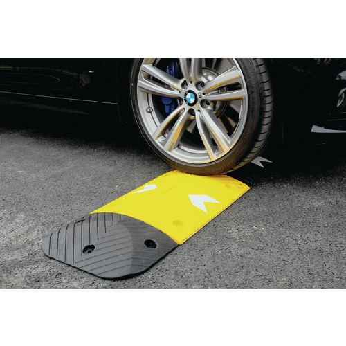 50mm High Speed Bump Middle Black