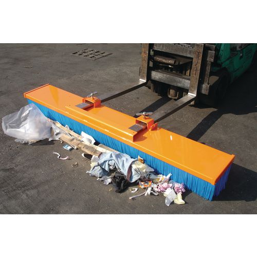 Fork Mounted Sweeper 1200mm Wide