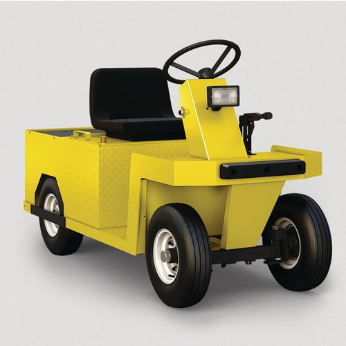 Electric Ride-On Tow Tug