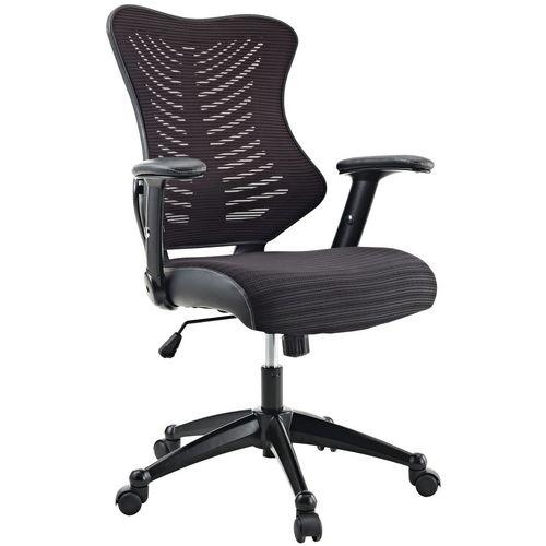 Mercury High Back Black Mesh Chair