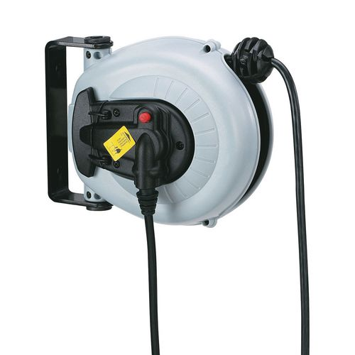 Spring Cable Rewind Cable Reel 5M Long