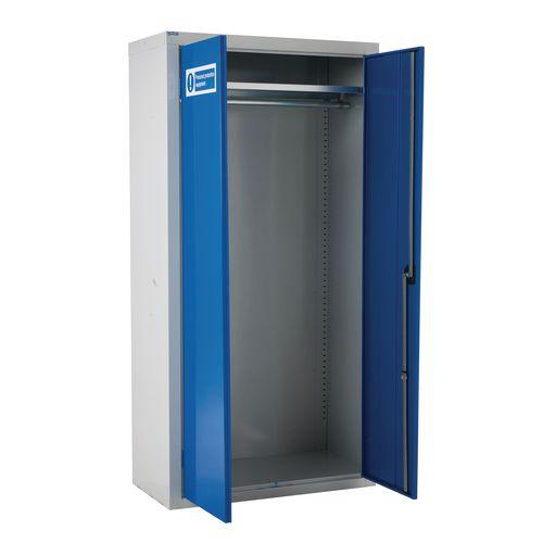 P.P.E Clothing Cupboards 1800x900x460 1 Shelf