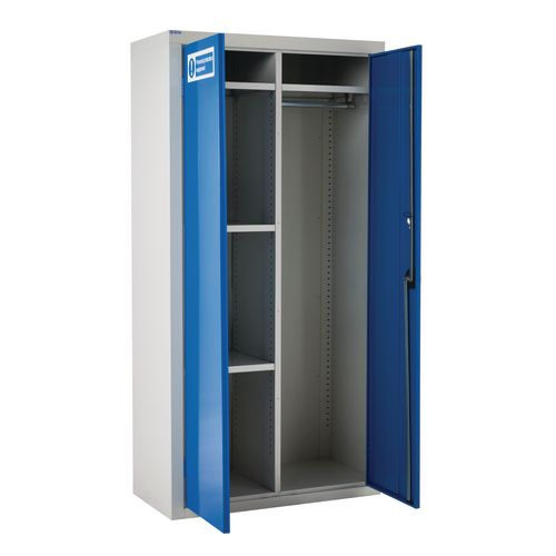 P.P.E Clothing Cupboards 1800x900x460 4 Shelves
