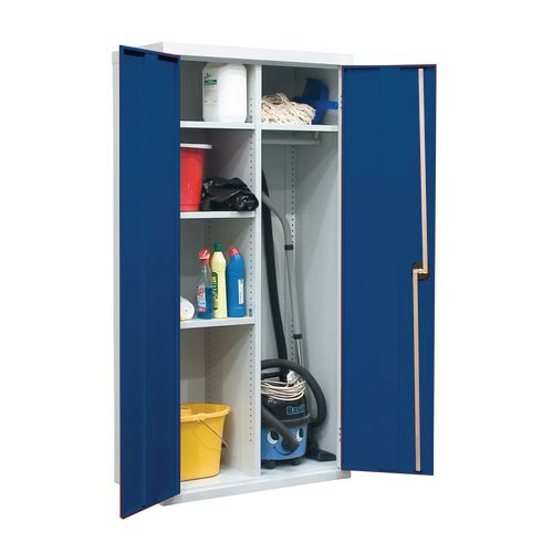Utility Cupboard 1800.900.460 Blue
