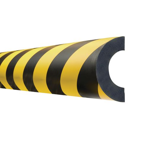 Traffic-Line Pipe Protection  Curvature 40  Magnetic