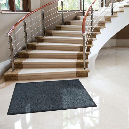 Washable Entrance Mat 85x150Cm Granite