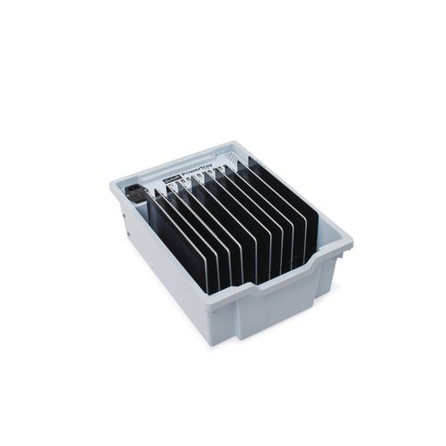 Deep Gratnells Powertray Charge &Sync