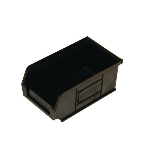 Tc2 Container Economy Black (Pack Of 20)