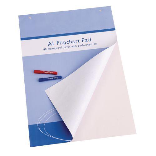Flipchart Pads 10 Packs Of 5