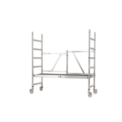 Premium Mobile Scaffold Tower 0.6M Platform Height