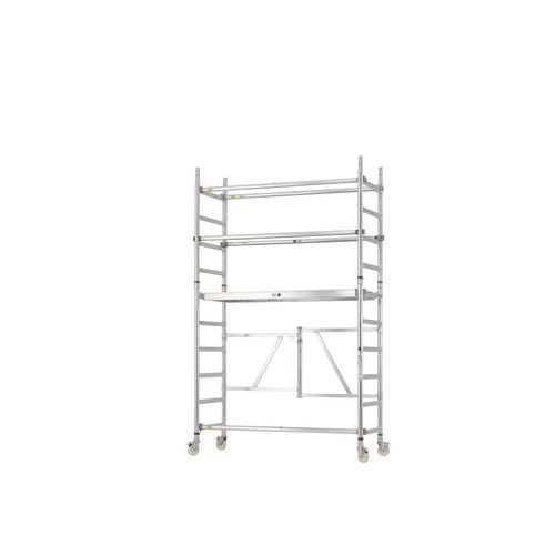Premium Mobile Scaffold Tower 1.7M Platform Height