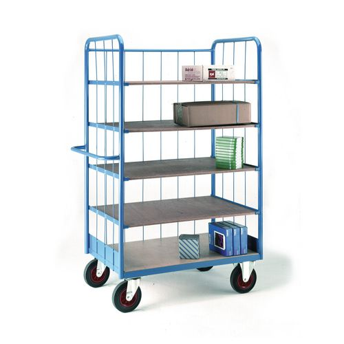 Shelf Truck 1000x700 With Rod Superstructure