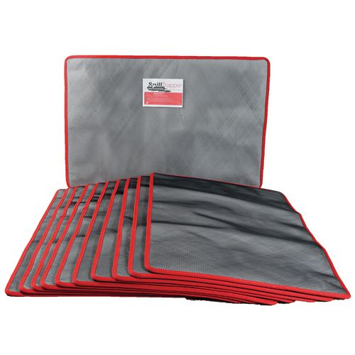 Box Of Ten Large Spilltrapper Replacement Mats