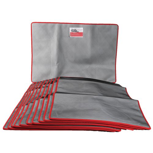 Box Of TenxLarge Spilltrapper Replacement Mats