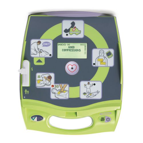 Aed Plus Defibrillator Fully Automatic Zoll