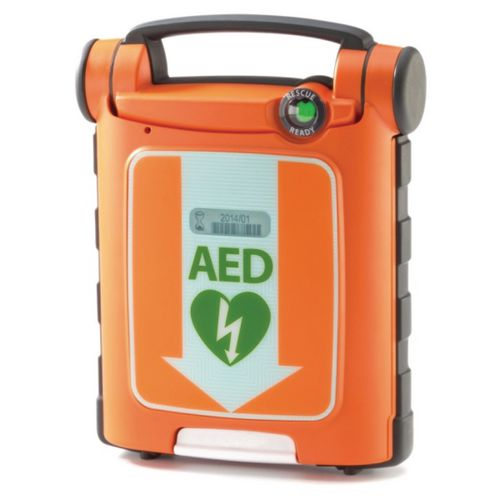 Powerheart G5 Semi-Automatic Defibrillator With Cpr Device