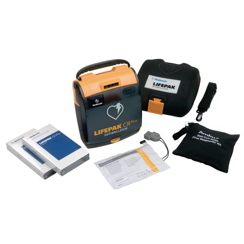 Lifepak Cr+ Aed Fully Automatic