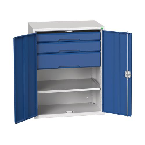 Kitted Cupboard 750 Wide Model C