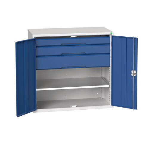 Kitted Cupboard 1050 Wide Model C