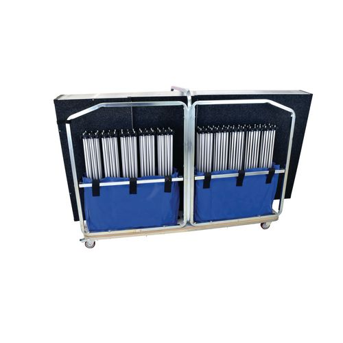 Large Storage Trolley For Ultralight Staging