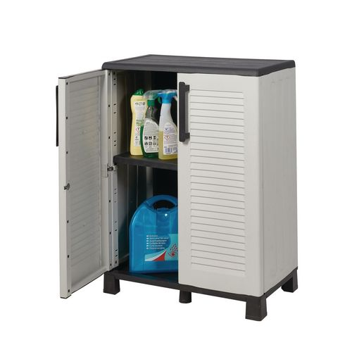 Compact Utility Cupboard 900X680X370mm