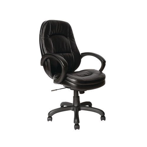 Black Dawson Managers Chair