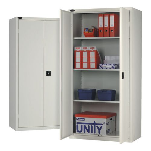 Cabinet Only With Grey Doors 1780X915X460mm