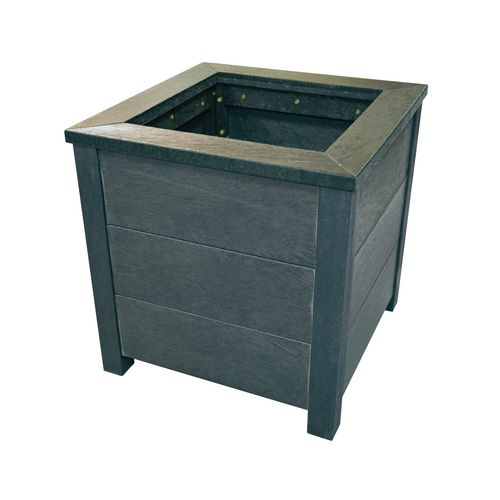 Wheatley Planter Black