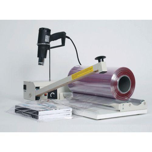 Pacplus Impulse Heat Sealer 450mm Straight Bar