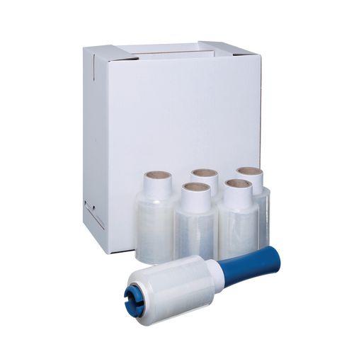 Handy Wrap Film 100mmx150Mtr 15Mu Pack Of 36 Rolls