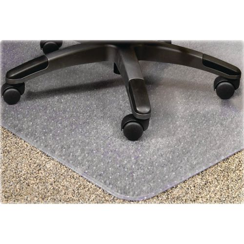 Lip Studded Chair Mat For Carpets