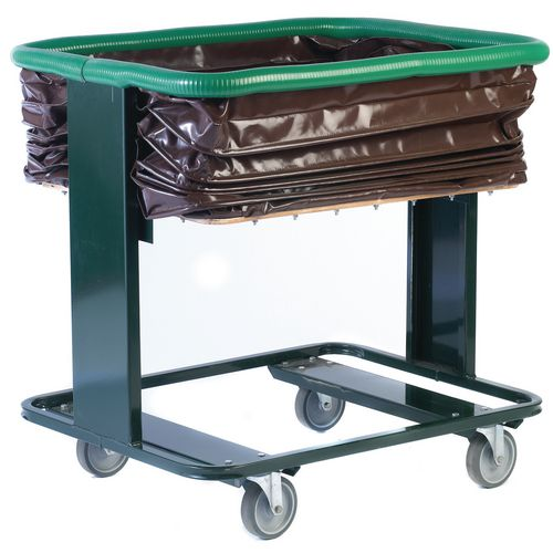 Self Levelling Trolley  Pvc Bag