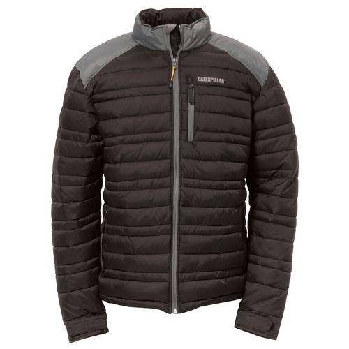 Defender Insulated Jacket Medium Black