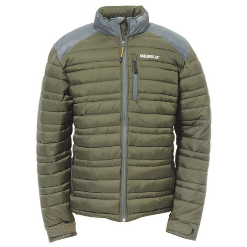 Defender Insulated Jacket Medium Moss