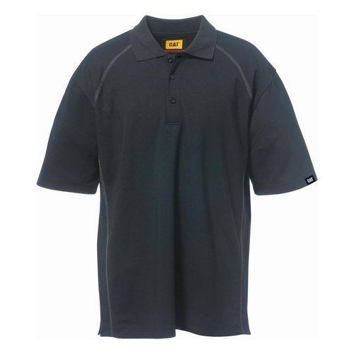 Advanced Performance Polo Shirt Large Black
