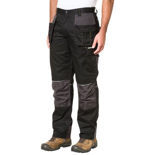 "Skilled Ops Trouser 38X32 Regular Black Graphite 32"" Leg"