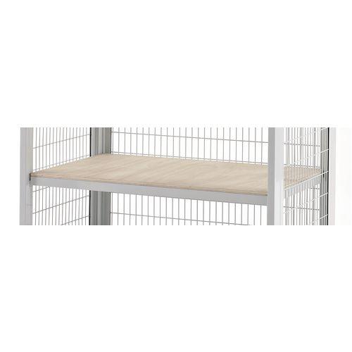 Extra Shelf Steel 900.600 Light Grey