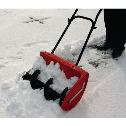 Snow Clearer. Ideal For Clearing Car Parks Pathways Etc. Unit Supplied Knock Dow