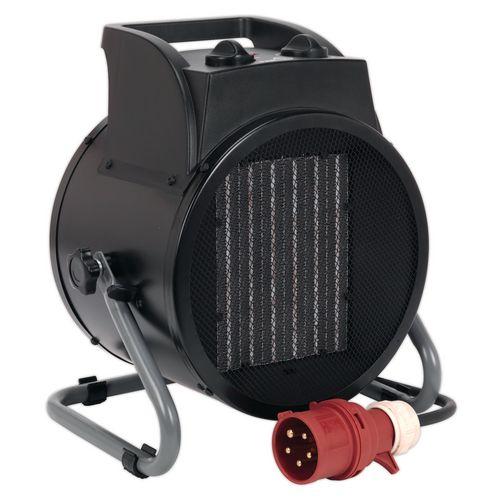 Industrial Ptc Fan Heater 5000W 415V 3Ph