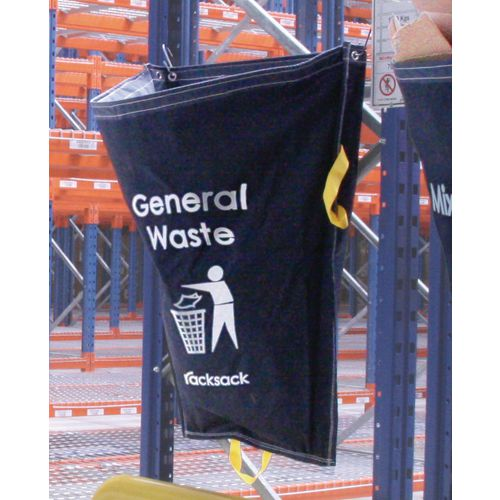 General Waste Racksack Pk 10