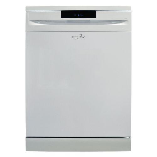 60Cm 12 Place Freestanding Dishwasher White