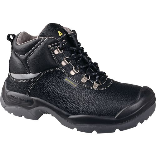 Sault Comfort Boot Black  Size 7