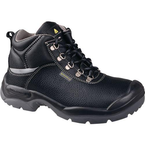 Sault Comfort Boot Black  Size 8