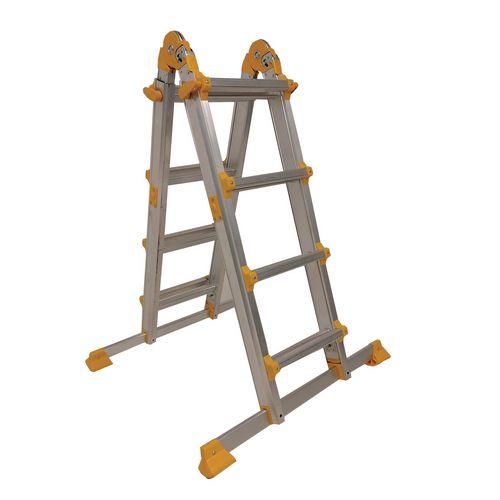Telescopic Folding Step/Ladder  4X4 En131 150Kg