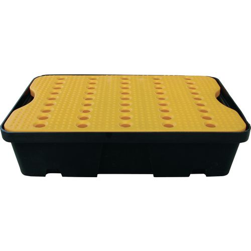 20 Litre Spill Tray With Yellow Platform