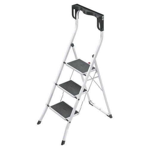 Folding Safety Steps 3 Tread
